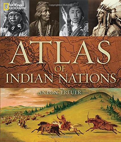 Atlas Indian Nations Anton Treuer product image