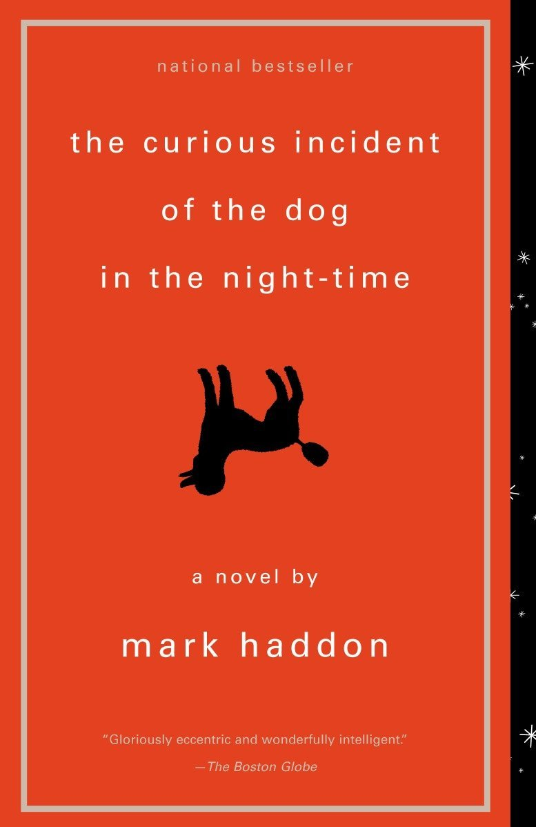 The Curious Incident of the Dog in the Night-Time: Haddon, Mark:  9781400032716: Amazon.com: Books