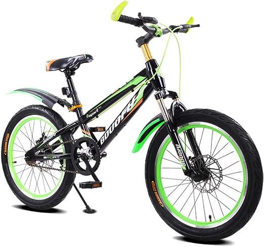 SJSF Y Bici para Infantil Bicicleta De Una Sola Velocidad 16/18/20 ...