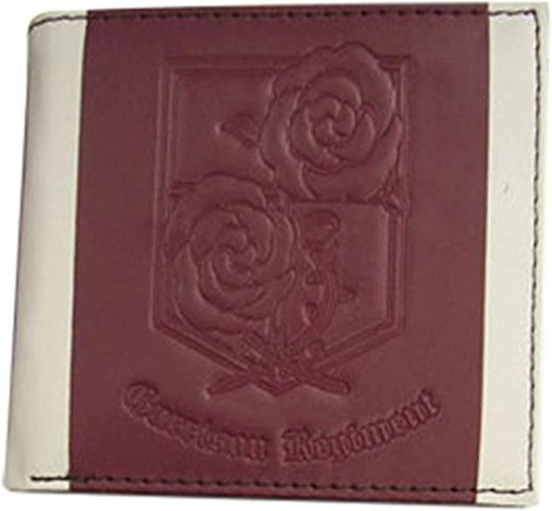 Great Eastern Entertainment Boys Attack On Titan Garrison Regiment Wallet