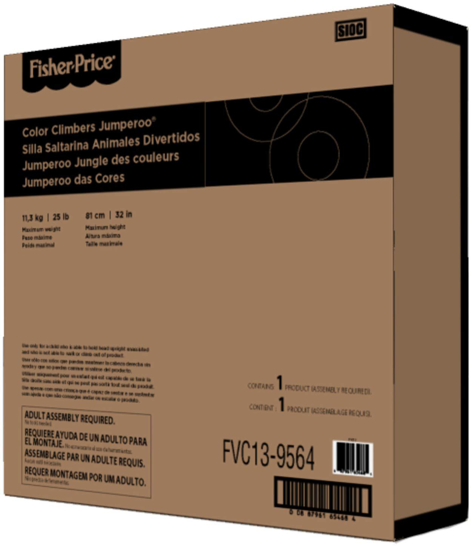 Amazon.com : Fisher-Price Jumperoo : Baby