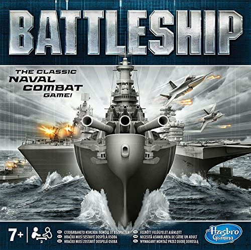 Hasbro A3264 Battleship Game product image