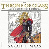 The Throne of Glass Coloring Book