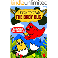 Learn to Read : The Baby Bug - A Learn to Read Book for Kids 3-5: An early reading book for kindergarten kids and…