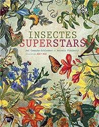 Insectes superstars par Antonio Fischetti