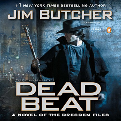 Dead Beat: The Dresden Files Audiobook by Jim Butcher [Free Download] thumbnail