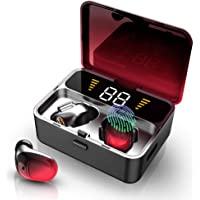 Bluetooth kopfhörer Kabellos In Ear Bluetooth kopfhörer 100 Stunden Spielzeit, IPX7 Touch-Control Wireless Earbuds Deep Bass HD-Stereo mit Stereo-Anrufe, CVC8.0 & DSP Noise Cancelling