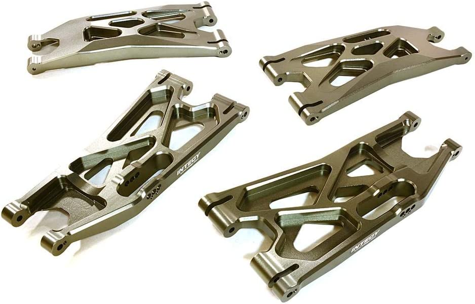 for Traxxas X-Maxx 4X4 4 RC Car C27195BLUE Billet Machined Lower Suspension Arms