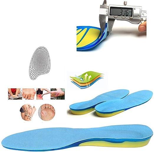 Matedepreso Orthopédique Semelle Intérieure Marche Chaussure