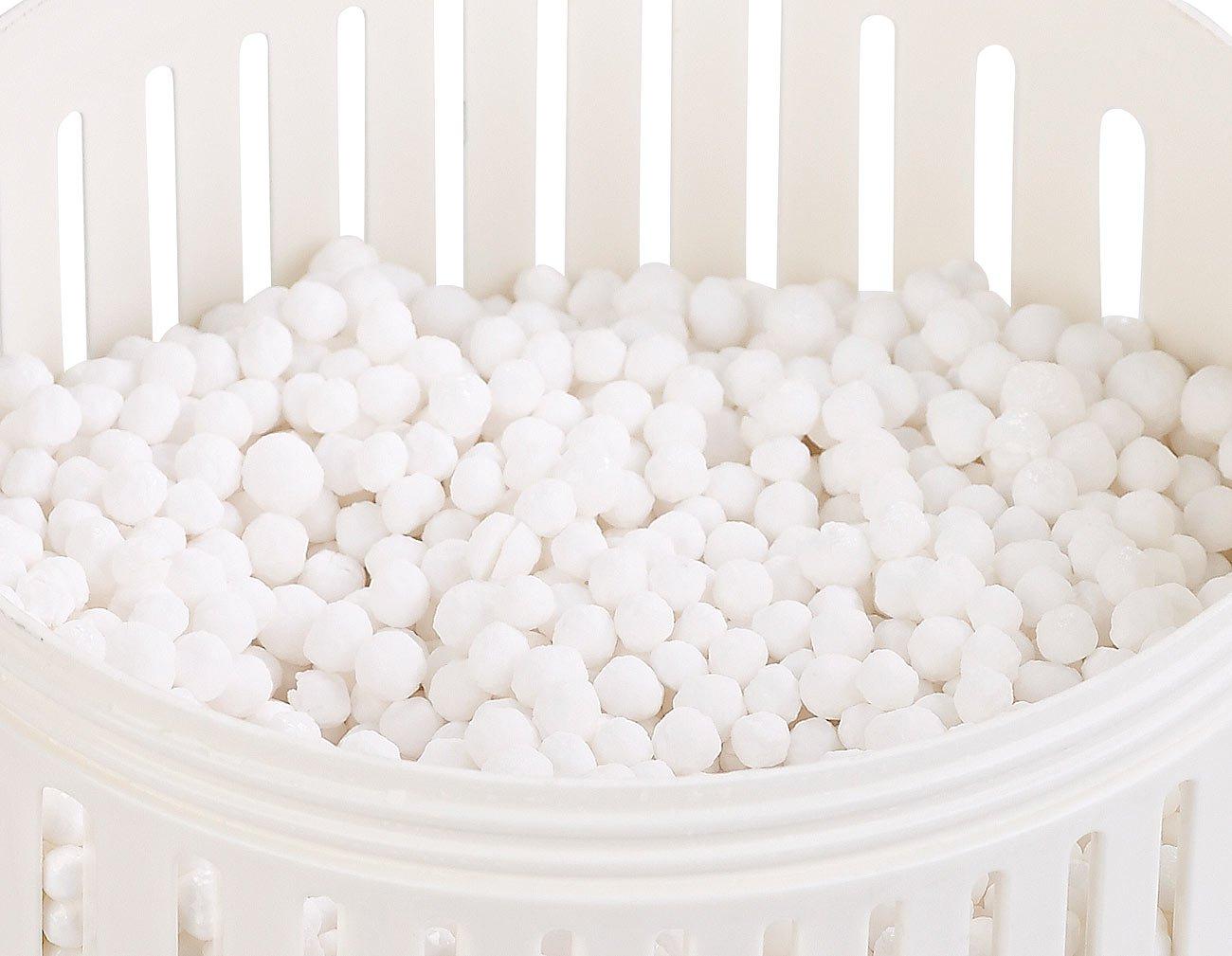 4er-Set Granulat im 400-g-Nachf/üllbeutel f/ür Raumentfeuchter EF-110 Sichler Haushaltsger/äte Luftentfeuchter Granulat Entfeuchtungsmittel Granulat