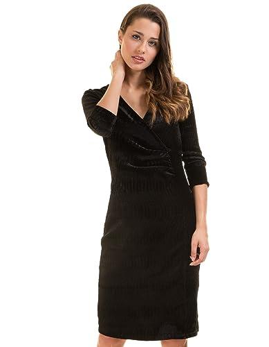 Velvet dress VISAKKO by Vila Clothes