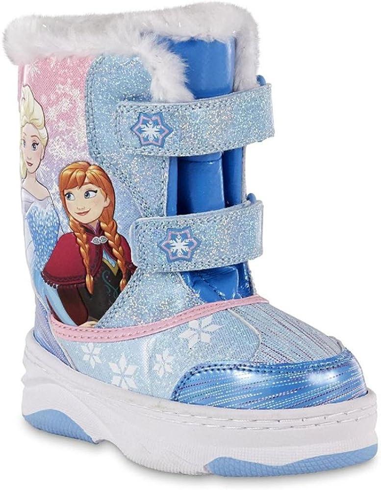Disney Toddler Girls Frozen Winter Snow