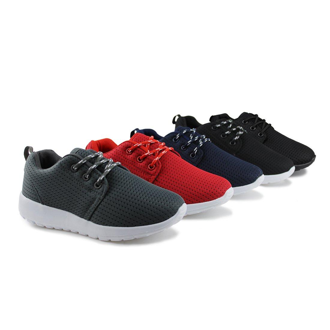 Toddler//Little Kid//Bid Kid Hawkwell Boys Girls Running Shoes Mesh Athletic Lightweight Easy Walking Sneakers