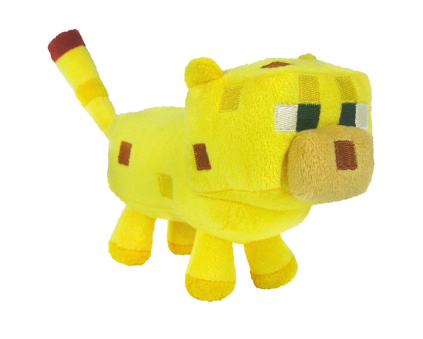Minecraft 16538 - Plüschfigur Baby Kuh Jazwares