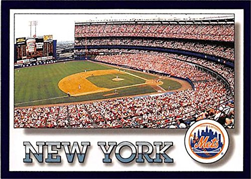 (Shea Stadium baseball card (New York Mets) 1993 Score #655)