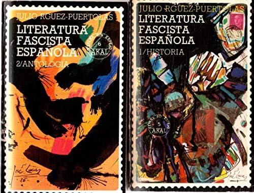 Literatura fascista española. 1. Historia: 5 España sin espejo: Amazon.es: Rodriguez Puertolas, Julio: Libros