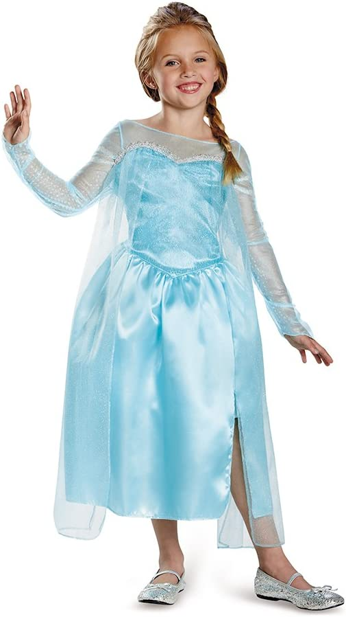 Amazon.com: Disguise Disney s Frozen Elsa Snow Queen ...