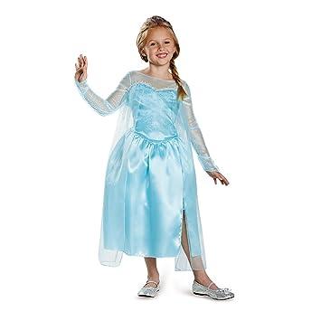 Amazon.com: Disguise Disney s Frozen Elsa Snow Queen ...