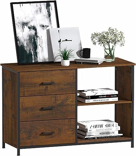 Hasuit 3 Drawer Dresser