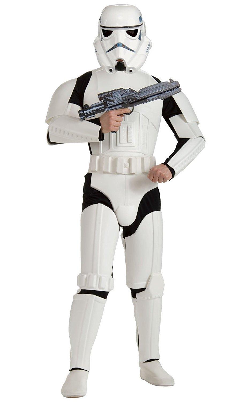 Generique Costume Stormtrooper Star Wars adulto M   L