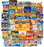 Snack Chest Chips, Cookies, Candies and More Snacks Mixed (40 Count)