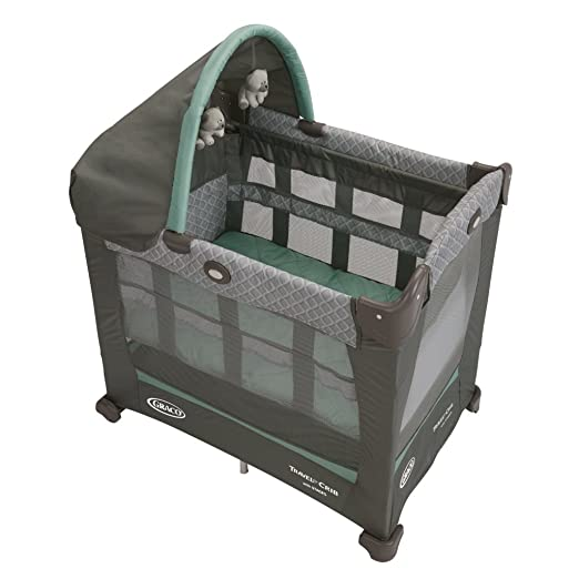 Graco Travel Lite Crib with Stages, Manor Review