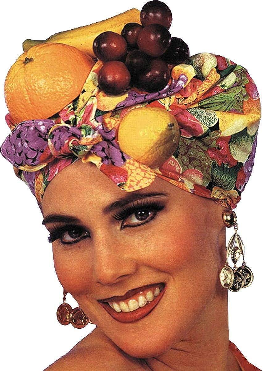Fruit headband Tropical headpiece Carmen miranda headband