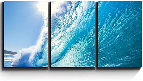 wall26 3 Piece Canvas Print