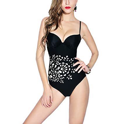 YONGMEI Women s One Piece Swimsuit Bathing Suit Swimming Conservative  Triangle Printing Sexy Swimwear Beachwear High Elasticity Swimsuits Outdoor  Sports 9745fb34f