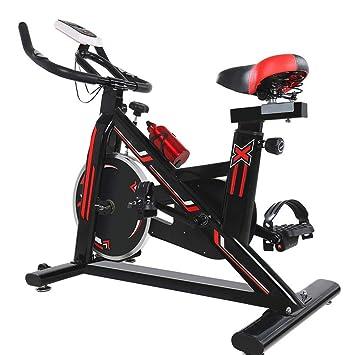 JHKGY Entrenador De Ciclismo Indoor,Bicicleta Estática Profesional ...