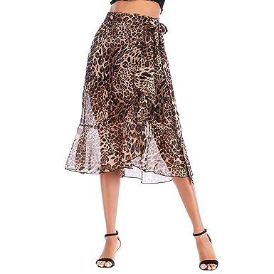 Poachers Falda Flamenca Mujer Talla Grande Vestidos Verano Mujer ...
