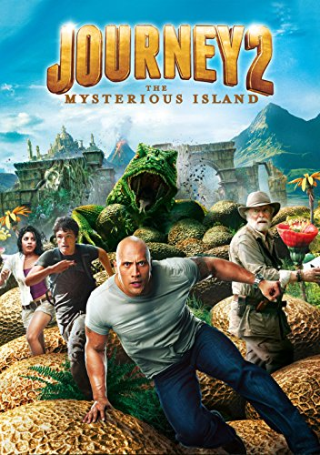 Amazon.com: Journey 2: The Mysterious Island: Dwayne