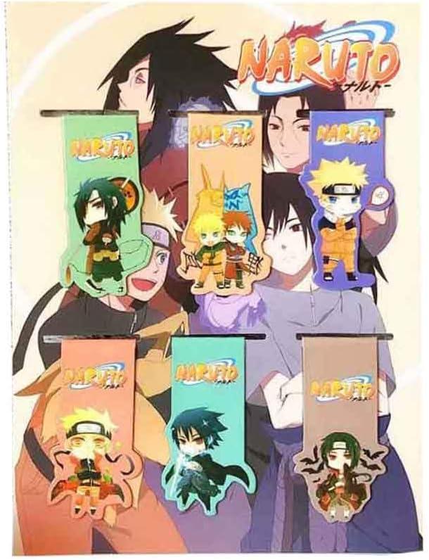 Marcap/áginas magn/ético para estudiantes color Bungou Stray Dogs accesorios de lectura redCherry Anime