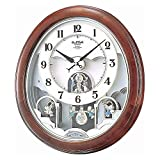 Rhythm USA Harmony Of Love II Wall Clock
