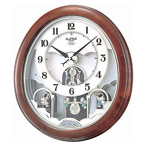 Rhythm USA Harmony Of Love II Wall Clock by Rhythm USA