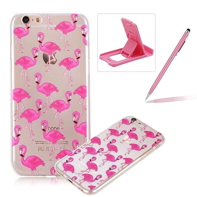 """1 opinioni per Per iPhone 6/6S 4.7"""" Custodia morbido,Herzzer Mode Crystal Creativo Elegante"""