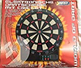 Best Sporting Electronic Dartboard Q6-89C with Cricket - 65 game variants