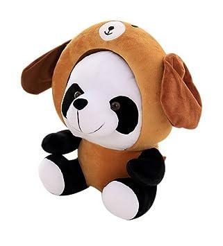 Cute Panda 12 Zodiac Doll Juguete de peluche Regalo para bodas cumpleaños de la boda Navidad