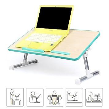 Nosiva 折りたたみテーブル パソコンデスク PCスタンド ローテーブル ラップトップテーブル ちゃぶ台 座卓 高