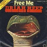 Uriah Heep - Free Me - Bronze Records - 11 650 AT