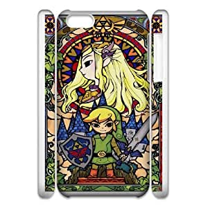 iphone 5C 3D Phone Case White The Legend of Zelda F6568146