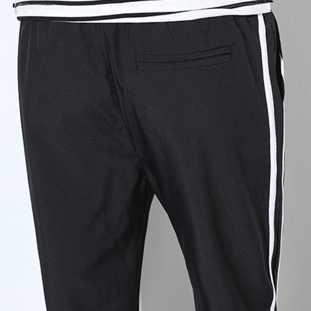 Pantalones Medievales Hombre Pantalon Cocina Negro 6XL Hombre ...
