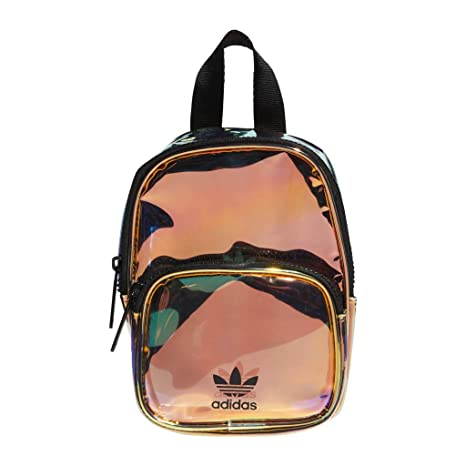 Image Unavailable. Image not available for. Color  adidas Originals Mini  Backpack, Radiant Metallic, One Size 62de63f2e0