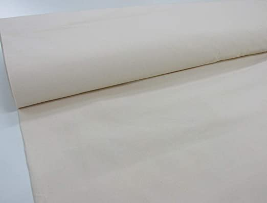 Confección Saymi Metraje 0,50 MTS. Tejido loneta Lienzo, Color ...