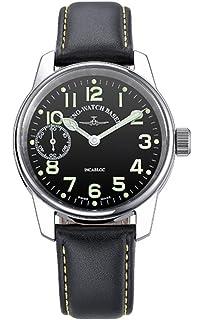 Zeno winder 6558-9-B Mens quartz watch