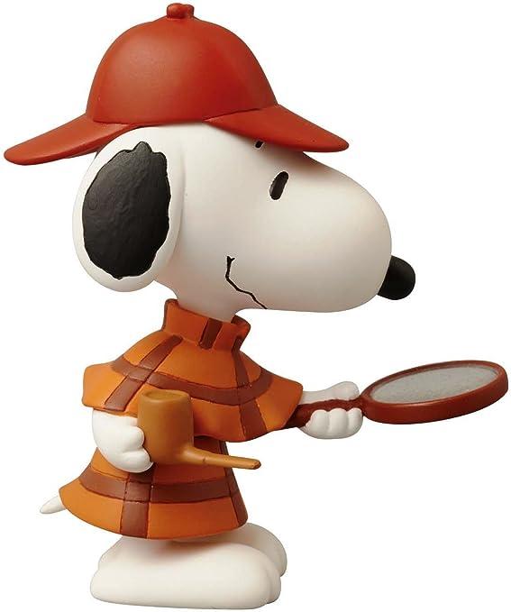 Amazon.com: Cacahuetes Snoopy Detective versión Ultra Detail ...
