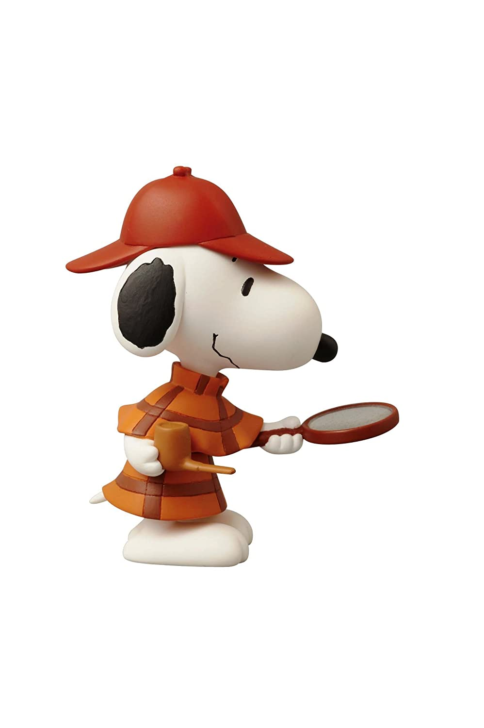 PEANUTS SNOOPY ULTRA DETAIL FIGURE DETECTIVE