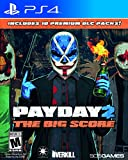 Payday 2 The Big Score Playstation 4