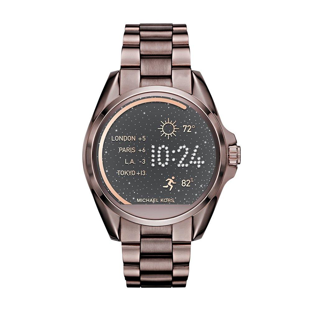 Michael Kors Access Touchscreen Sable Bradshaw Smartwatch MKT5007