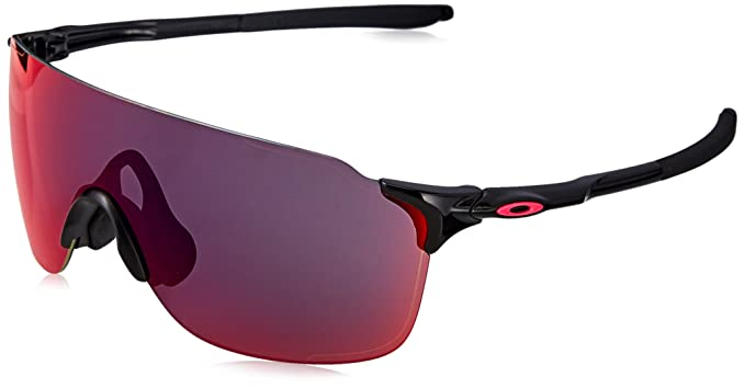 a4507877aa646 Oakley Men s Evzero Stride (a) Non-Polarized Iridium Rectangular  Sunglasses